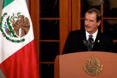 Vicente Fox nombra a Rodolfo Elicamdo como Secretario de Turismo 2003  Lourdes Medina A01337201 Ivana Hernández A01337819 Alejandro Mendoza A01337267