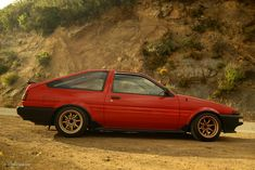 """For the uninitiated it's a """"just a Corolla,"""" but the AE86 goes by many names. Anime star. O.G. drifter. Hachiroku. Overhyped. AE86 itself is perhaps the nerdiest of them all, named after Toyota's internal chassis code for the model. Even as recently as a couple of tears ago, one could still make the claim that the 1985-97 Toyota Corolla GT-S was unappreciated or underground for most of its life."""