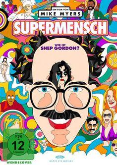 """""""SUPERMENSCH - WER IST SHEP GORDON?"""""""