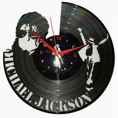 Ceas disc vinil - MICHAEL JACKSON