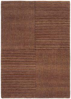 tapis contemporain en laine motif fait main mauro. Black Bedroom Furniture Sets. Home Design Ideas