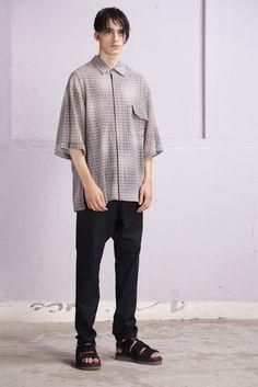 Damir Doma Spring 2015 Menswear Collection Photos - Vogue