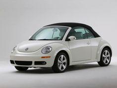 VW new beetle 2011