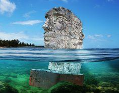 """Check out new work on my @Behance portfolio: """"Mar Antigo"""" http://be.net/gallery/40739843/Mar-Antigo"""