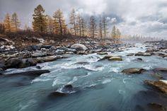 Река Ярлу, Горный Алтай. Автор фото — Станислав Аристов