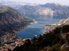 montenegro city