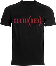 APHROCHIC(RED) CULTU(RED) tee shirt Tee Shirts, Tees, Holiday Gift Guide, Mens Tops, Fashion, Moda, T Shirts, T Shirts, Fashion Styles