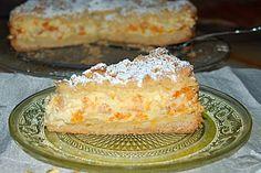 Beste Kuchen: Streuselkuchen mit Mandarinen und Schmand