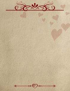 Valentines Day Stationary Red _8.5x112 copy copy