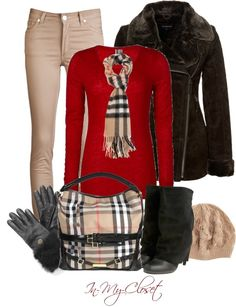 """""""Winter Wear - #27"""" by in-my-closet on Polyvore"""