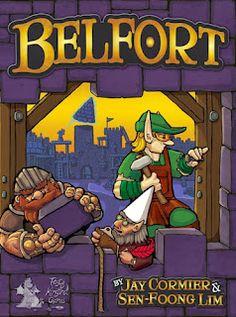 Dice Slam: Belfort Board Game Review