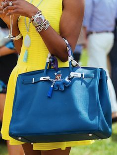 How To Care For Your Bags This Summer: helpful tips on faairy.com #hermes #thebirkinfairy