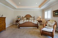 Tray Ceiling With Crown Molding Design, Pictures, Remodel, Decor and Ideas