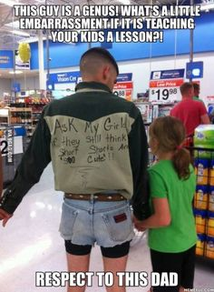 50125569a5 Public Shaming, Funny Parenting, Parenting 101, Parenting Done Right,
