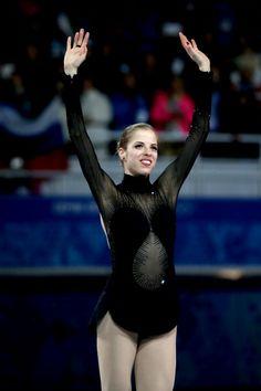 Carolina Kostner- Sochi 2014
