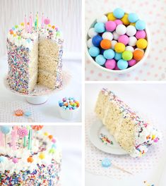 rice krispies cake for april fools! lol 17 Incredible Birthday Cake Alternatives