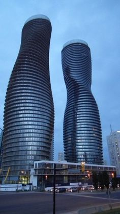 Absolute Towers by MAD Architects - I wish I have one of this building in the future