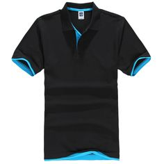 2016 New Men Fashion Breathable Loose Cotton Short Polo Shirt Sort Sleeve Men's Shirts Man Clothing Couple Solid Tops Hot Sale