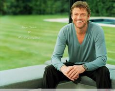 Sean Bean...no...words. I anticipate still thinking he's hot when he's 80.