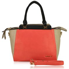 SALLY YOUNG COLOURBLOCK - Red, £28.99
