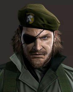 Big Boss -  Metal Gear Solid: Peace Walker
