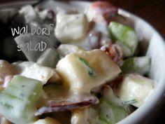 Waldorf Salad : The Back Burner