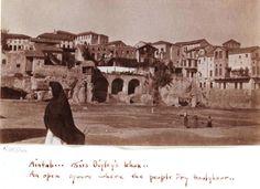 1919 Antep Çukurbostan'da bulgur sergisi