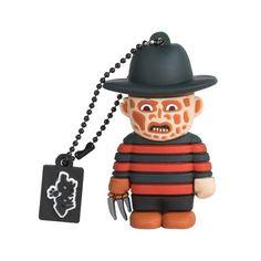Nightmare on Elm Street Freddy Krueger 8 GB USB Flash Drive - Maikii - Horror: Nightmare on Elm Street - Computer Accessories at Entertainment Earth