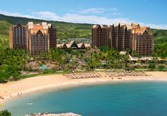 Four WATG-designed hotels on Fodor's 100, The World's Best Hotels 2014: Aulani, A Disney Resort & Spa