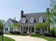 Modern Colonial home!! Love it!