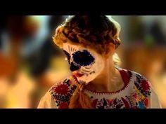 DÍA DE MUERTOS 2015-Catrinas Tv Azteca - YouTube