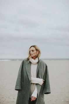 {style inspiration : beautiful ways to keep warm} by {this is glamorous}, via Flickr