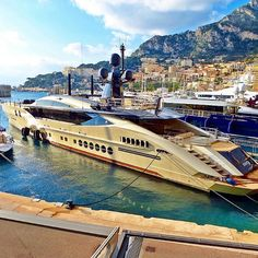 "Luxury Yacht ""DB9"" Location: Monaco"