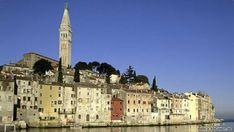 Rovinji Altstadt Rovinj gilt vielen als schönste Küstenstadt von Istrien.  http://www.e-kroatien.de/istrien/rovinj  #kroatien #rovinj #istrien #istria #adria #urlaub #ferien