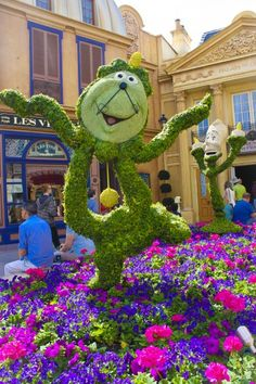 PHOTOS: Every single topiary at the 2016 Epcot International Flower and Garden Festival | Inside the Magic