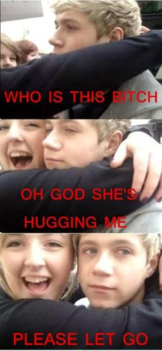 Niall plz contain ur emotions...........o rap.....what if he acts like that around me..........i shall be forever emooo