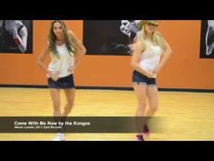 Zumba - Come With Me Now - by Kongos - YouTube