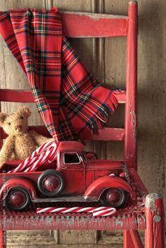 ISABEL PIRES DE LIMA: Christmas with tartan - Tartan Christmas