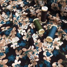 A gorgeous and luxurious light-weight polyester fabric that is soft and drapes well. It is suitable for a wide range of dressmaking projects such as dresses, skirts, trousers and blouses. Nice Dresses, Amazing Dresses, Crepe Fabric, Viscose Fabric, Fabric Shop, Dressmaking, Printing On Fabric, Floral Prints, Trousers