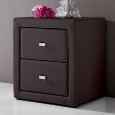 Shop wayfair.co.uk for your 2 Drawer Bedside Table. Find the best deals on all  products, great selection and free shipping on many items!