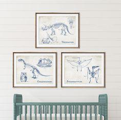 Dinosaur Art, Prehis
