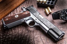 Airsoft hub is a social network that connects people with a passion for airsoft. Talk about the latest airsoft guns, tactical gear or simply share with others on this network Airsoft Guns, Weapons Guns, Guns And Ammo, Revolver Pistol, 1911 Pistol, 1911 Grips, Wilson Combat 1911, Self Defense Weapons, Shooting Guns