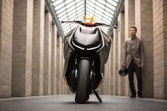 BMW Motorrad Concept Link is the Bike of the Future | Man of Many