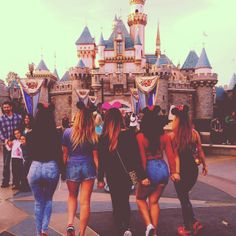 Best Friends Disneyland