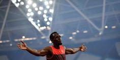Bolt se recupera de lesão e vence prova de 200m na Inglaterra