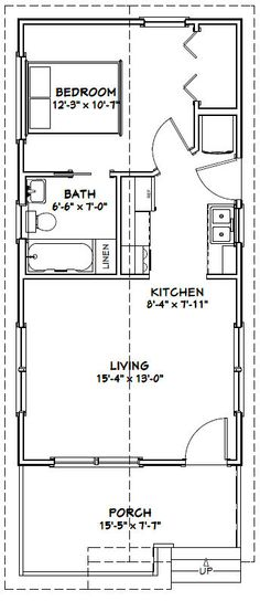 1000 images about etc on pinterest floor plans house for 16x32 cabin floor plans