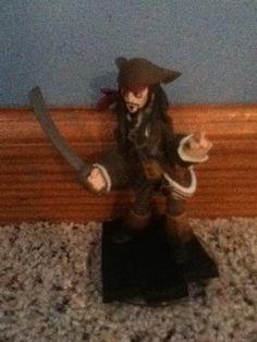 Captain Jack Sparrow a Disney infinity character