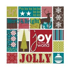 Stampin' Up!  My Digital Studio  Julie Ann Davidse  Christmas