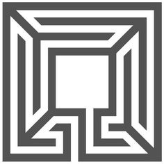 Posts about 3 circuit labyrinth written by Erwin Labyrinth Garden, Labyrinth Maze, Bowie Labyrinth, Meditation Garden, Christian Symbols, Black White, Tips & Tricks, Ancient Symbols, Sacred Geometry