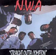 N.W.A: Straight Outta Compton. 1988. Priority Records.
